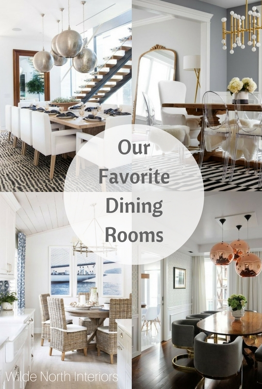Top 10 dining room designs