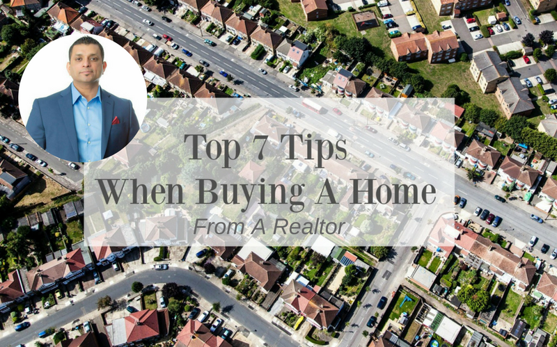 top 7 tips when buying a new home