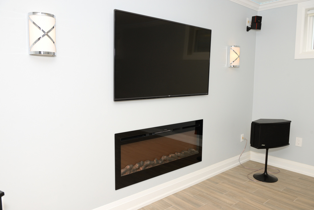 Home Theatre By Wilde North Interiors Toronto Canada Wiring Solutions Theater In Modern Basement