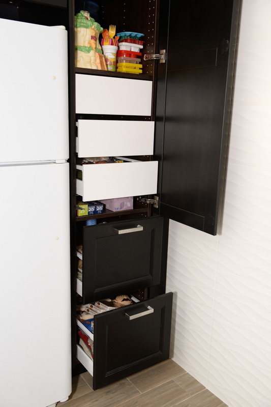 Pantry cabinets ikea